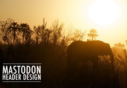 Mastodon(マストドン)でおしゃれ&目立つヘッダーにする方法!
